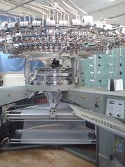 Промышленные кругловязальные машины