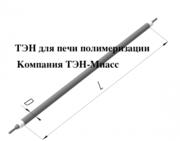 тэны для печи (камеры) полимеризации, Туркестан