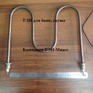 ТЭН для сауны,  нагрев помещения тэнами,  электрические тэны  Туркестан