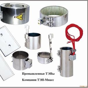 промышленные тэны,  тэны на производство,  Туркестан
