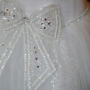 пошив вечерних свадебных платьев