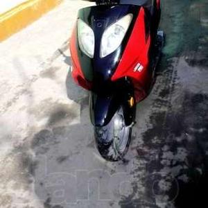 Скутер 150 кубовый Fiery 2012