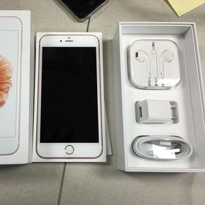 Unlocked Apple iPhone 6s Rose Gold 128GB